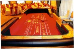 DC party planner, event manager for casino charity event, table rentals, staffing, PR Agency