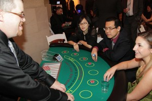 Charity event managers, casino table rentals in Washington DC, corporate staffing, PR agency