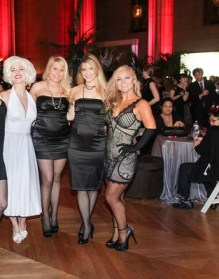 Luxury corporate staffing in Washington, DC, impersonators, models, party planner, event rentals