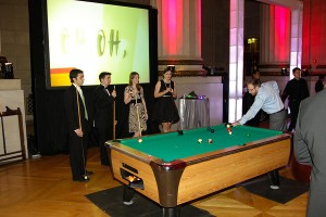 Party planners in DC, pool tables, audio visual rentals in Northern VA, casino table, staffing, lighting, event managers