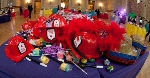 Themed kid events in Washington, DC, party planners, furniture, props, luxury entertainment
